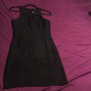 Trixxi Dresses - Black mini dres